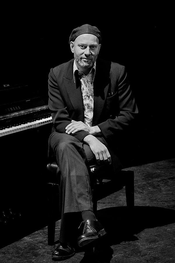 muzikant Gent Thomas Noël